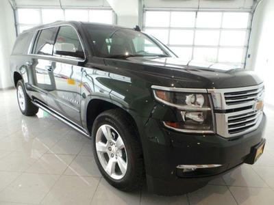 New 2016 Chevrolet Suburban LTZ