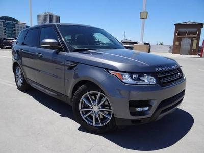 Certified 2015 Land Rover Range Rover Sport Supercharged SE