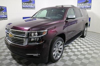 New 2017 Chevrolet Suburban 4WD
