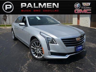 New 2018 Cadillac CT6 3.6L Luxury