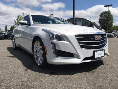 New 2016 Cadillac CTS 2.0L Turbo Premium