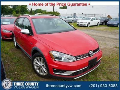 New 2017 Volkswagen Golf Alltrack TSI SE