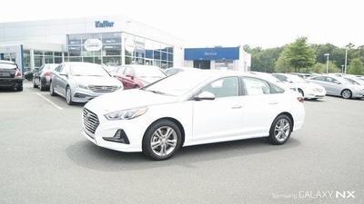 New 2018 Hyundai Sonata SEL