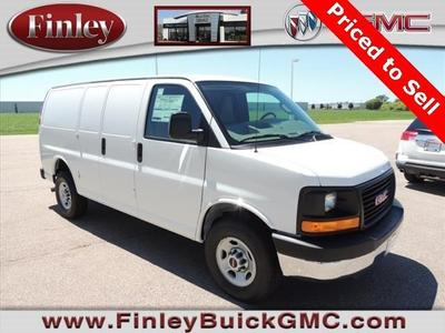New 2016 GMC Savana 3500 Work Van