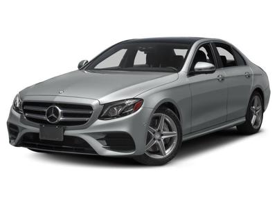 New 2017 Mercedes-Benz E 300 4MATIC