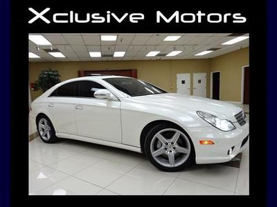 Used 2008 Mercedes-Benz CLS550