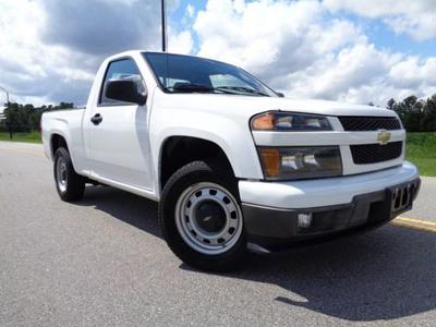 Used 2012 Chevrolet Colorado Work Truck