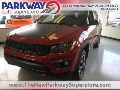 New 2018 Jeep Compass Trailhawk