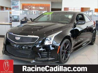 New 2016 Cadillac ATS-V Base
