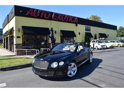 Used 2012 Bentley Continental GTC Base