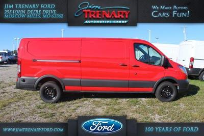 New 2017 Ford Transit-350 Base
