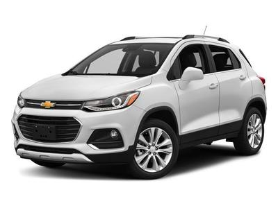 New 2018 Chevrolet Trax Premier