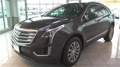 New 2017 Cadillac XT5 Luxury