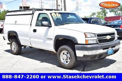 Used 2006 Chevrolet Silverado 2500 Work Truck H/D