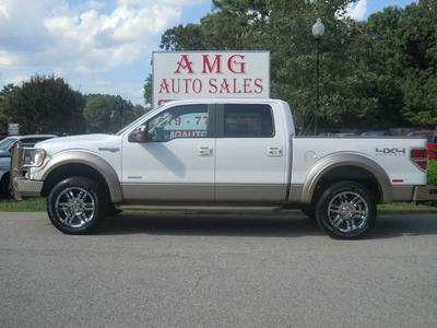 Used 2011 Ford F-150 King Ranch