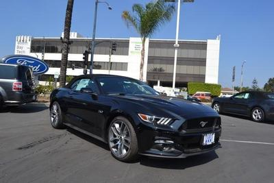 New 2016 Ford Mustang GT Premium