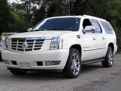 Used 2008 Cadillac Escalade ESV