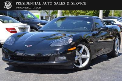 Used 2013 Chevrolet Corvette Base