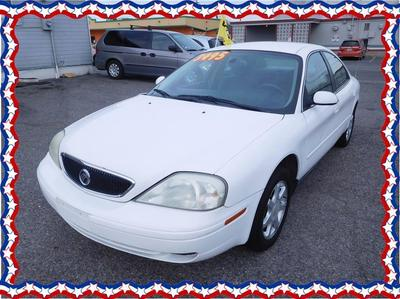 Used 2003 Mercury Sable GS
