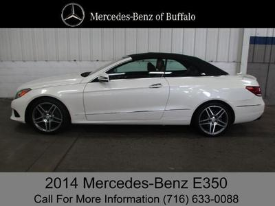 Certified 2014 Mercedes-Benz E 350
