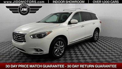 Used 2014 INFINITI QX60 THEATER w/ DRIVER ASSIST PACKAGE