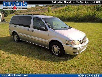 Used 2003 Chevrolet Venture
