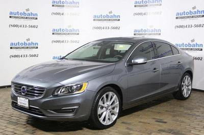 2018 Volvo S60 Inscription T5 Platinum