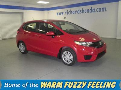New 2016 Honda Fit LX