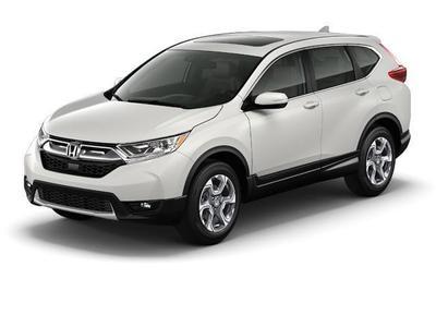 New 2017 Honda CR-V EX
