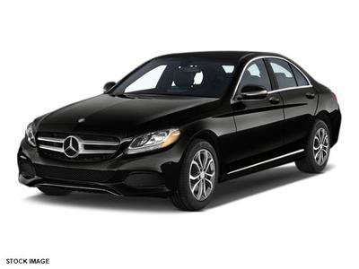 Used 2017 Mercedes-Benz C 300 Luxury 4MATIC