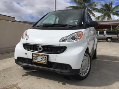 Used 2013 smart ForTwo Pure