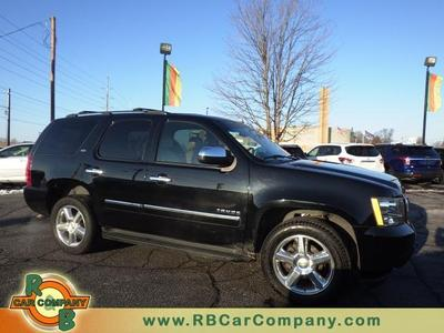 Used 2014 Chevrolet Tahoe LTZ
