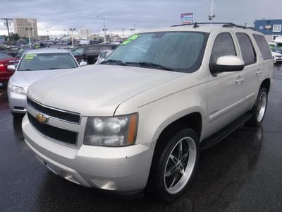 Used 2007 Chevrolet Tahoe LS