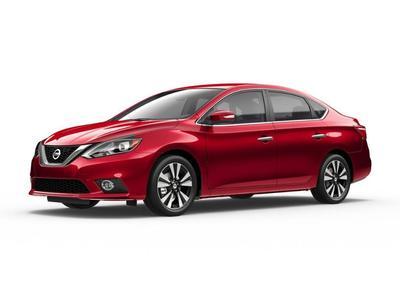 New 2017 Nissan Sentra SL