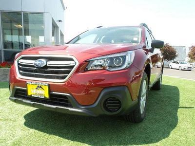 New 2018 Subaru Outback 2.5i