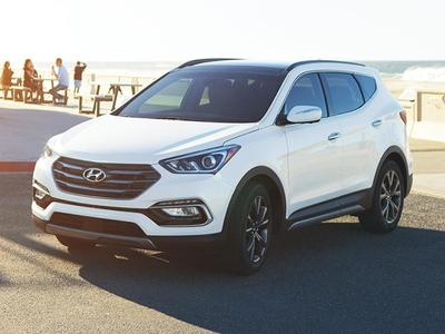 New 2018 Hyundai Santa Fe Sport 2.0L Turbo