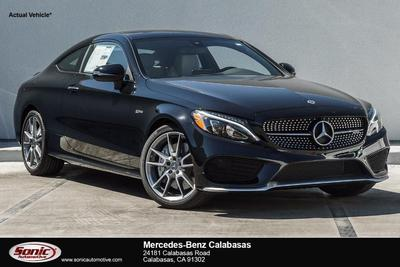 New 2017 Mercedes-Benz AMG C 43 Base 4MATIC