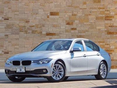 2017 BMW 320 i xDrive