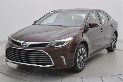New 2018 Toyota Avalon Hybrid XLE