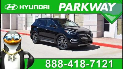 New 2017 Hyundai Santa Fe Sport 2.0L Turbo Ultimate