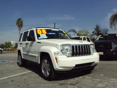 Used 2008 Jeep Liberty Limited Edition