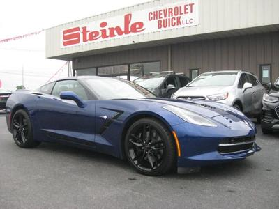Used 2017 Chevrolet Corvette Stingray Z51
