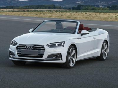 New 2018 Audi A5 2.0T