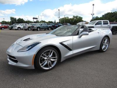 Used 2015 Chevrolet Corvette Stingray Z51