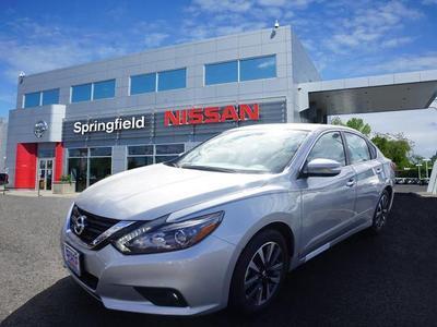 New 2017 Nissan Altima 2.5 SL