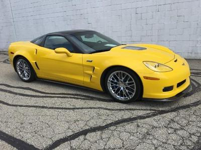 2011 Chevrolet Corvette ZR-1