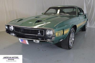 Used 1969 Ford Mustang Shelby GT500