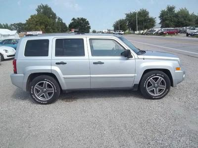 Used 2009 Jeep Patriot Limited
