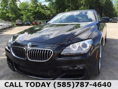 Used 2014 BMW 640 Gran Coupe