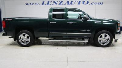 2014 Chevrolet Silverado 1500 1LZ